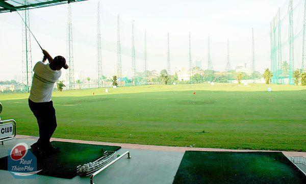 Cách 1.4km tới sân tập Golf Him Lam quận bình thạnh