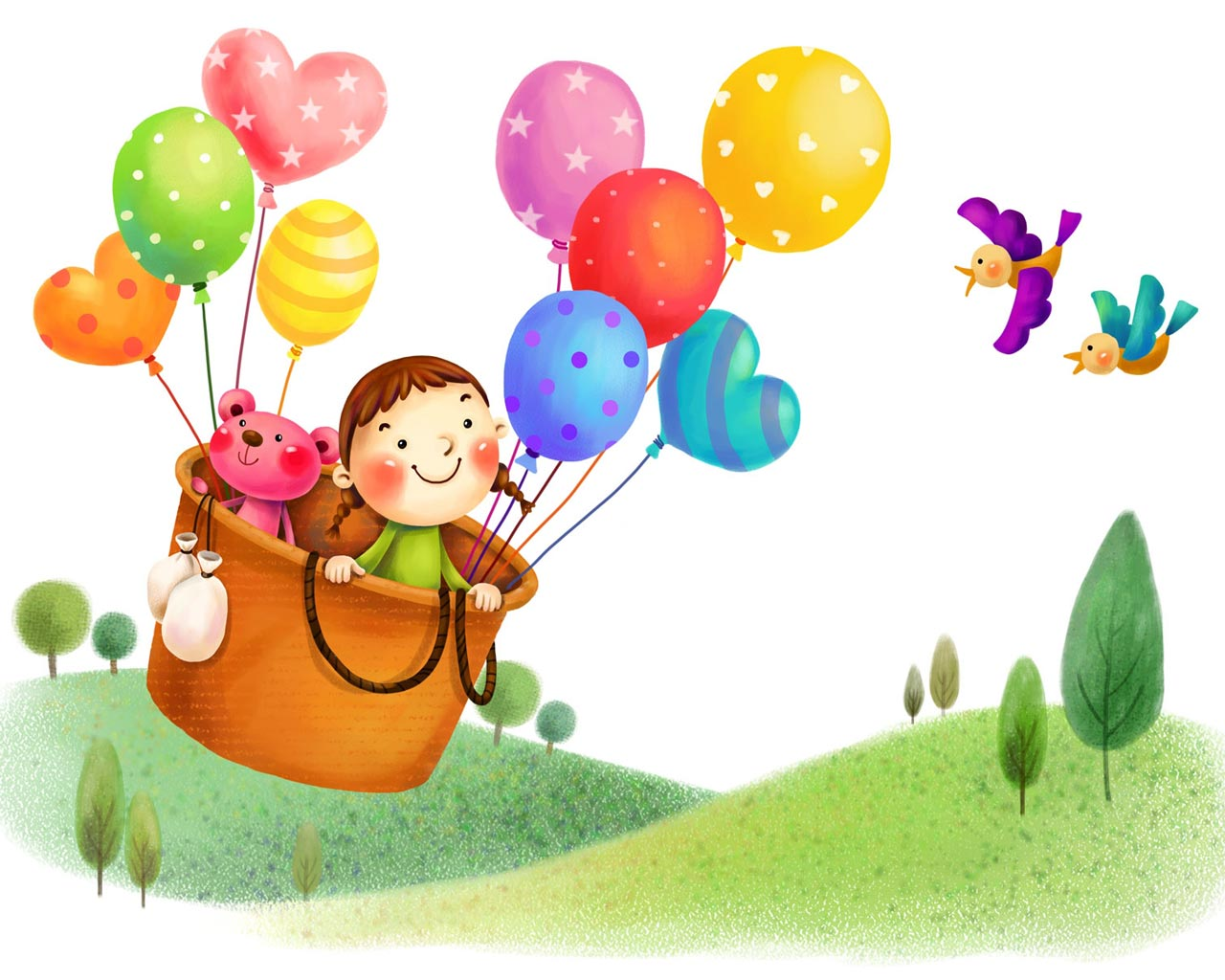 Fondos de diapositivas animadas para niños - Imagui