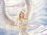 Hot Angel Lady