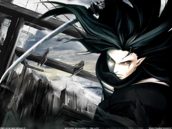 Vampire Hunter, Vampire Girls 1