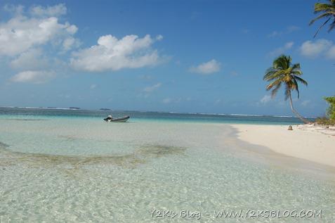 La spiaggia di Whicubdupbipi - San Blas