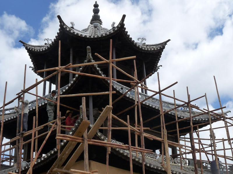 Chine . Yunnan.SHA XI 2 et retour à Lijiang - P1250117.JPG