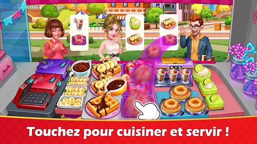 Cooking Hot - Un jeu culinaire déjanté  captures d'écran 1