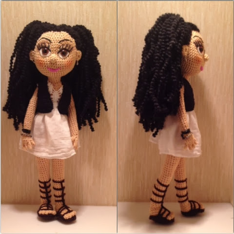mirmindis crochets..: Amigurumi bebek