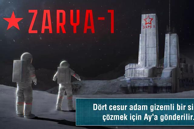 Zarya -1 İstasyonu Son Güncellemede Neler Var?