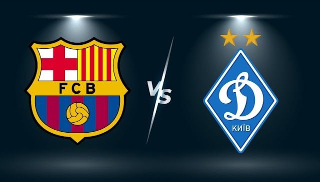 How to watch Barcelona vs Dinamo Kiev in the 2021-22 Champions League from India?