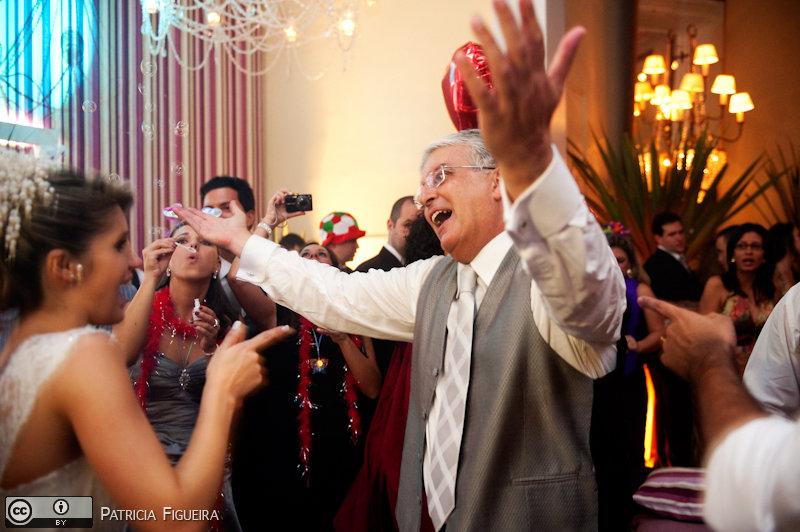Foto de casamento 3441 de Paula e Bernardo. Marcações: 16/10/2010, Casamento Paula e Bernardo, Rio de Janeiro.