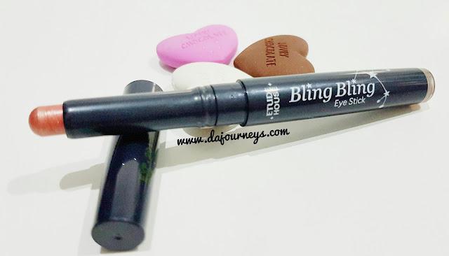Review Etude House Bling Bling Eye Stick