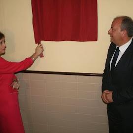 Inauguración nueva sede AECC Montijo