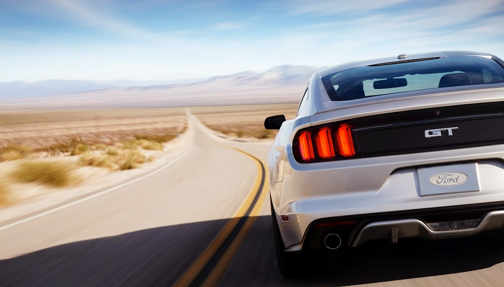 2015 Ford Mustang GT 8