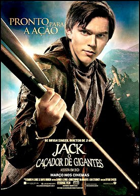 Filme Poster Jack - O Caçador de Gigantes R5 XviD & RMVB Dublado