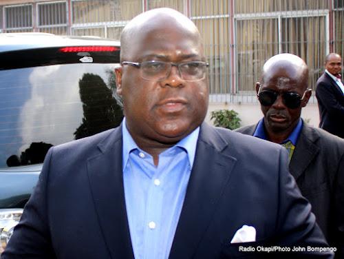Les Etats-Unis veulent « travailler avec le Président Tshisekedi pour promouvoir la paix » en RDC