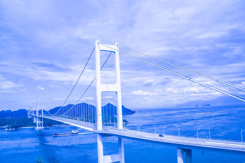 来島海峡大橋 糸山公園展望台 5