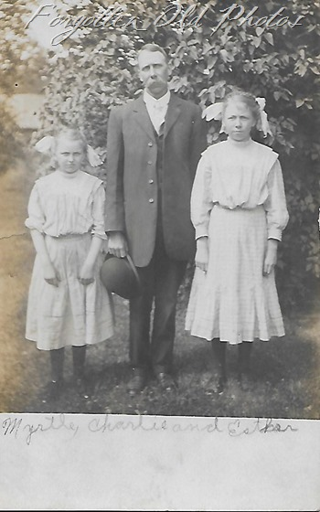 Myrtle Charlie and Esther Dorset 3