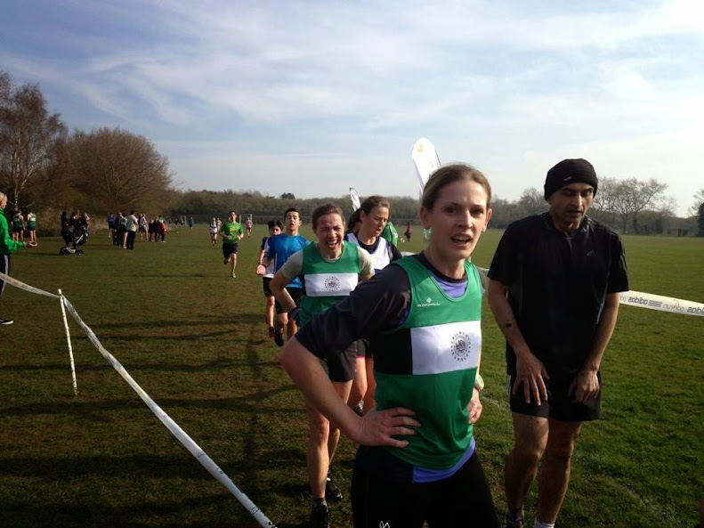 Kenilworth Runners' Richard Simkiss and Nardia Poole were first man and  lady to finish on the day, however, showing that age is no barrier at  Kenilworth, ...