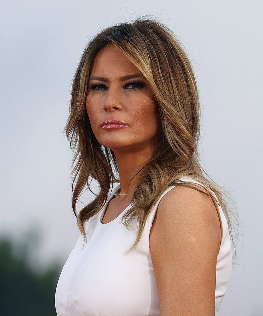 Melania Trump breaks silence after Capitol riots to mourn lost lives and condemn the attack but doesn't blame the President