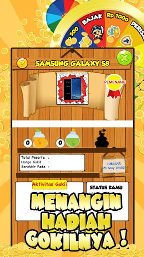 Perompak Tajir - Pulsa Gratis Hadiah Gratis 1.1.0 screenshots 3