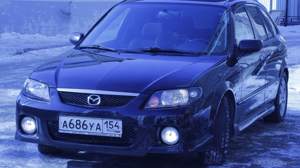 2003 mazda protege5 wagon specifications pictures prices. Black Bedroom Furniture Sets. Home Design Ideas