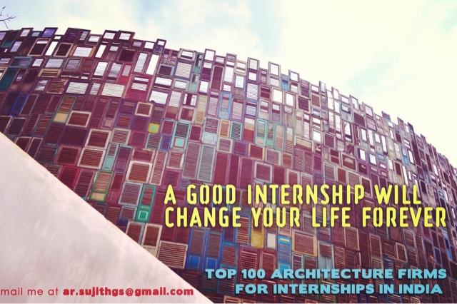 Architecture student 39 s corner best architecture for Top architecture firms in india