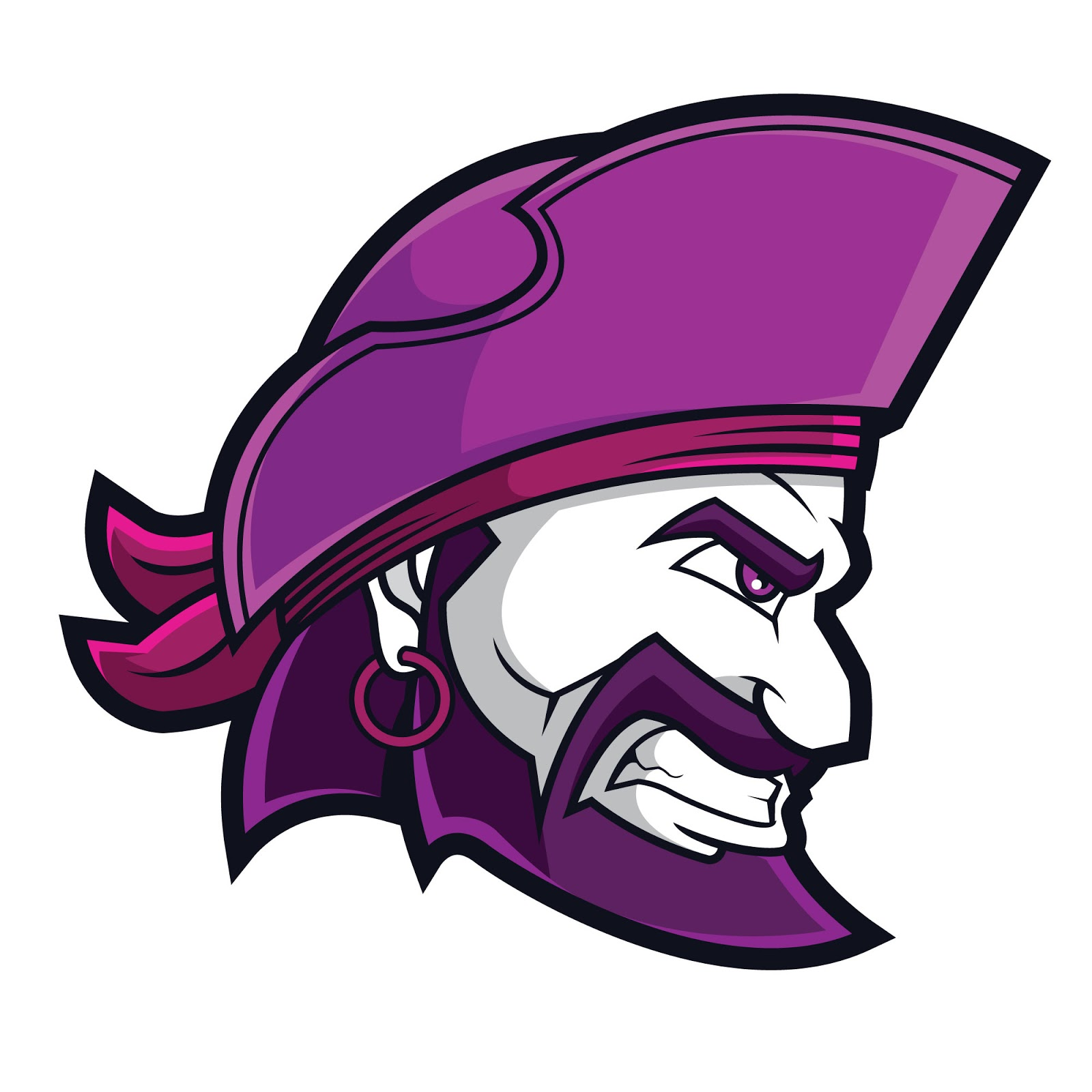 Pirate Sports Logo Free Download Vector CDR, AI, EPS and PNG Formats