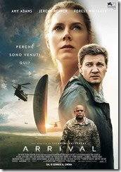 Arrival - poster - film - 2016
