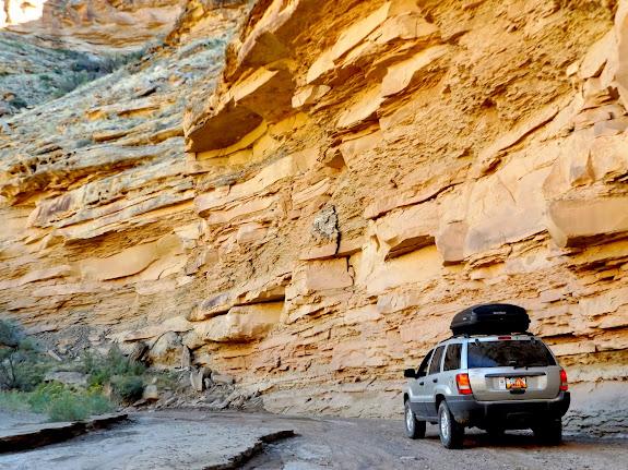 Tusher Canyon
