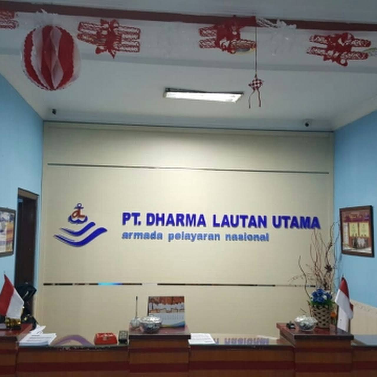 Pt Dharma Lautan Utama Cabang Kumai Armada Pelayaran Nasional
