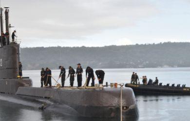 Paranormal Ini Menangis Terawang Detik-detik Kapal Selam Nanggala 402 Tenggelam