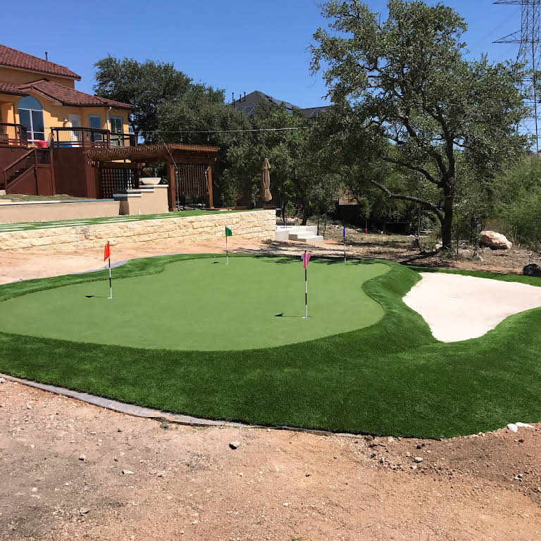 Always Green Synthetic Lawns - Waterless Lawn Landscaping in