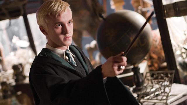Quais seriam os títulos dos livros de Harry Potter pela perspectiva de Draco Malfoy?