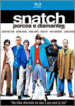 Snatch  Porcos e Diamantes  BRRip 720p Dual Áudio