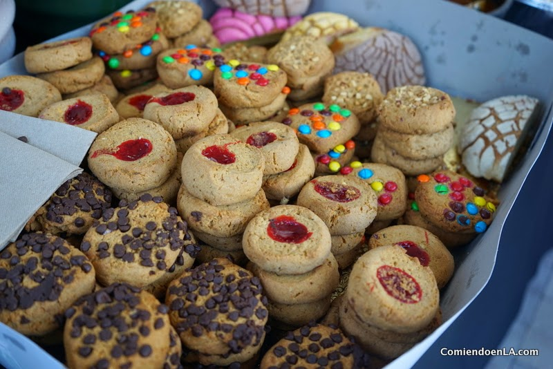 Mexican cookies
