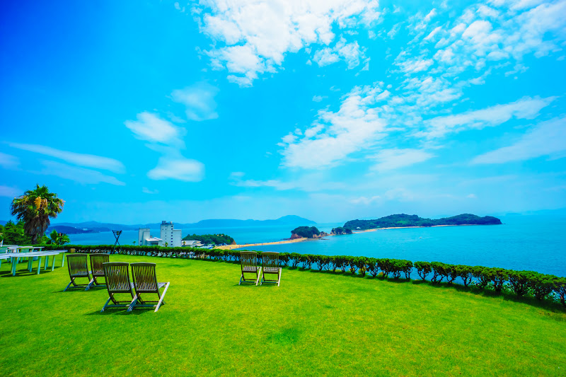 小豆島 エンジェルロード ニュー観海本館 天空ホテル海廬 4