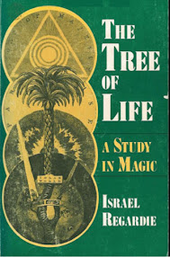Cover of Israel Regardie's Book The Tree of Life a Study in Magic