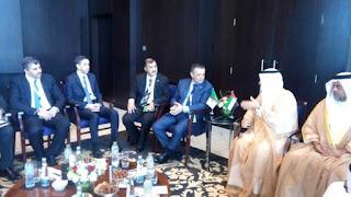 Bouchouareb se félicite des résultats du Forum d'affaires algéro-émirati