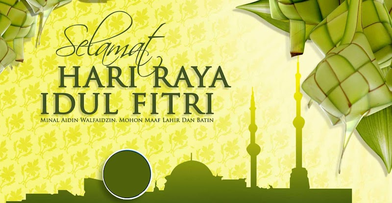 "KHUTBAH IDUL FITRI ""Inspirasi Idul Fitri dalam Mewujudkan Bangsa Cinta Damai"""
