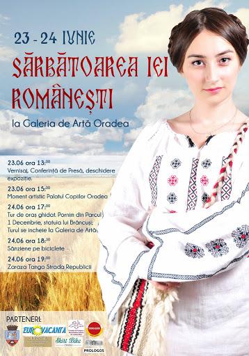 Zilele iei româneşti, iunie 2015 #1