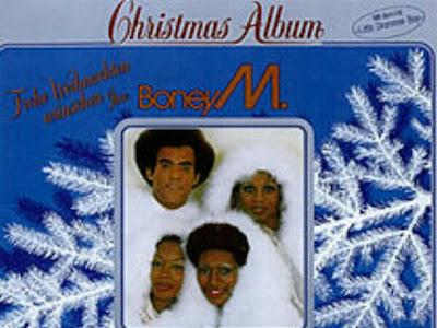 Music: Christmas Song - Boney M (throwback songs)