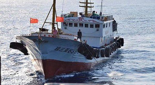 Akademisi Curiga Militer China Menyamar Jadi Nelayan di Laut Natuna
