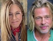 Hi Aniston, Hi Pitt... El tema tendencia durante el reencuentro de Jennifer Aniston y Brad Pitt en la lectura virtual de Fast Times at Ridgemont High