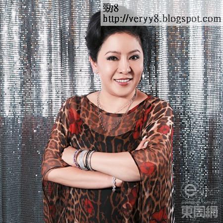 向華強(排行第十)妻子陳嵐
