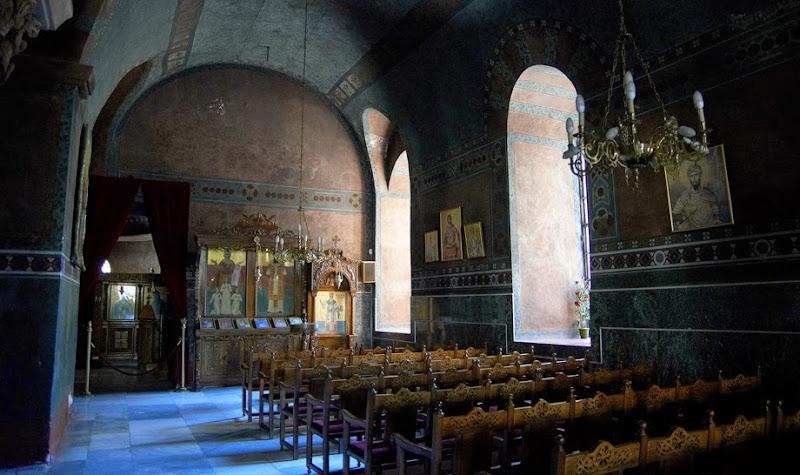8. The Hagia Sophia. Interior