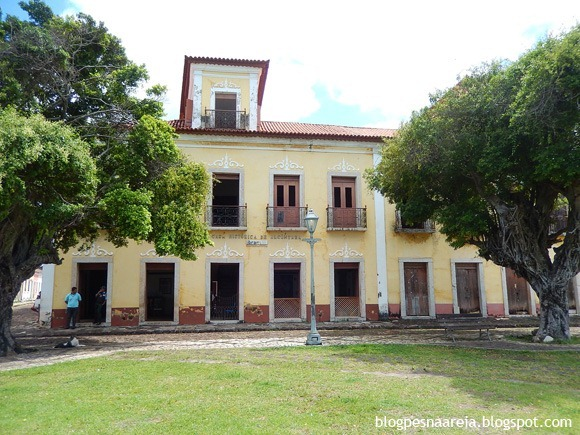 Museu Casa Histórica de Alcântara - Maranhao, foto: blogpesnaareia.blogspot.com