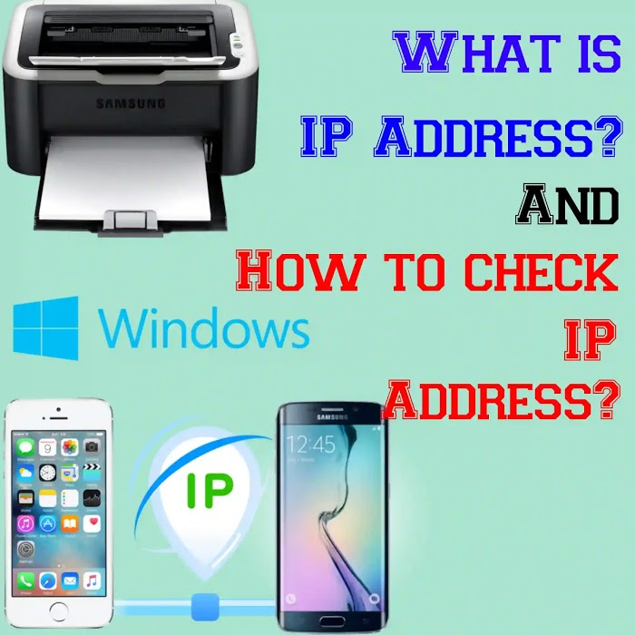 What is IP Address And How To Check IP Address?