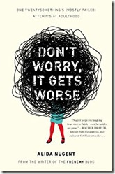Don't worry it gets worse book