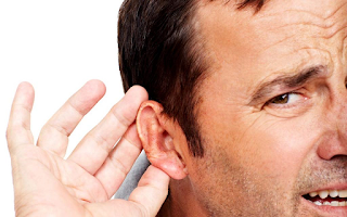 The ability to hear will be reduced
