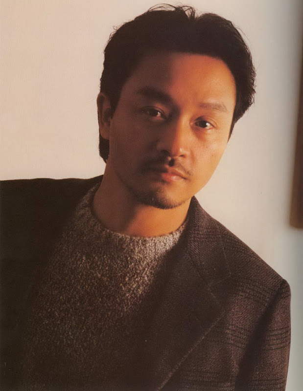 Leslie Cheung  Actor