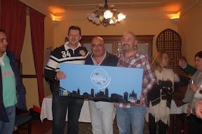 Fernando Romero Pati y Juan Jose Muñoz, Campeones del Campeonato Inaugural de la Asociación Cordobesa de Mus