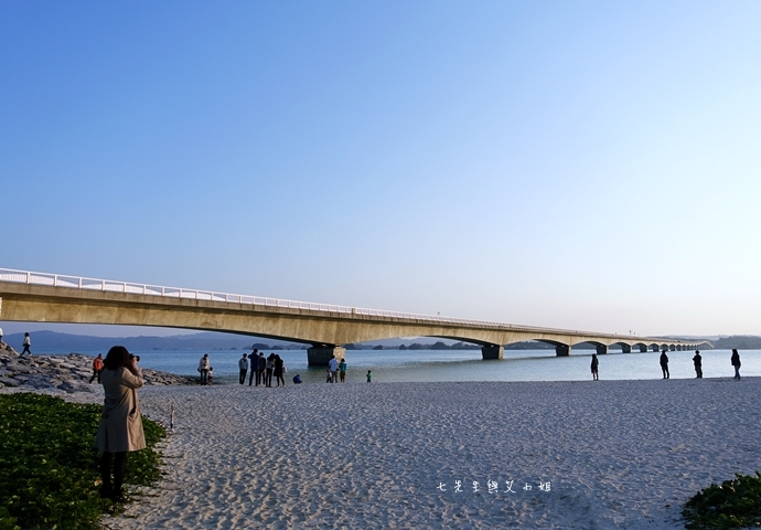 2 日本沖繩租車自由行 古宇利大橋 心型岩