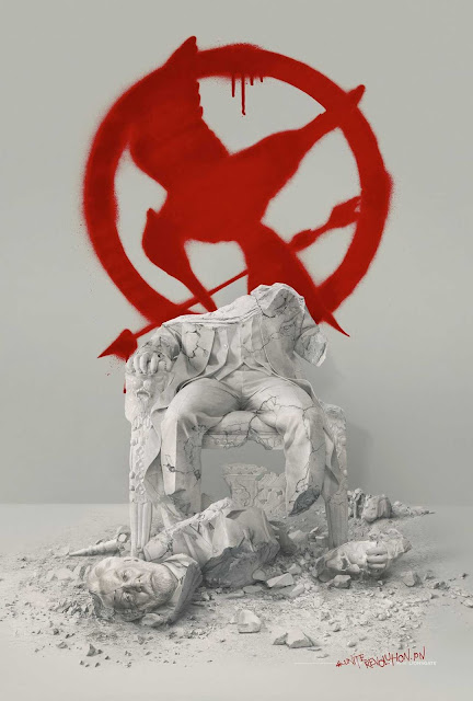First Look Trailer For' Hunger Games: Mockingjay Part 2'